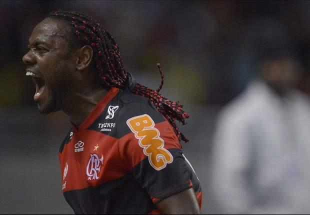 Brasileiro Round 36: Late Vagner Love strike condemns Palmeiras to relegation