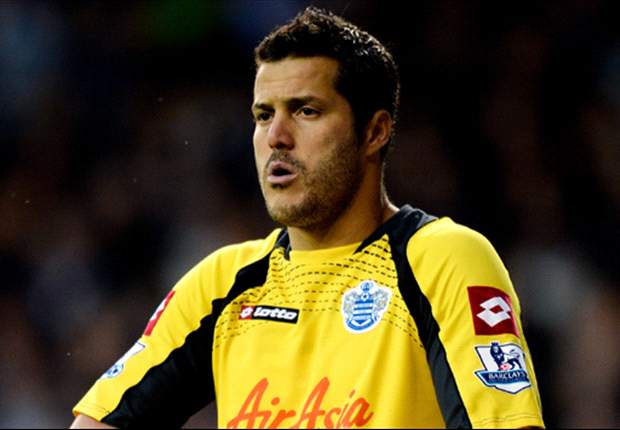Julio Cesar admits to feeling 'guilty' about Mark Hughes' QPR sacking