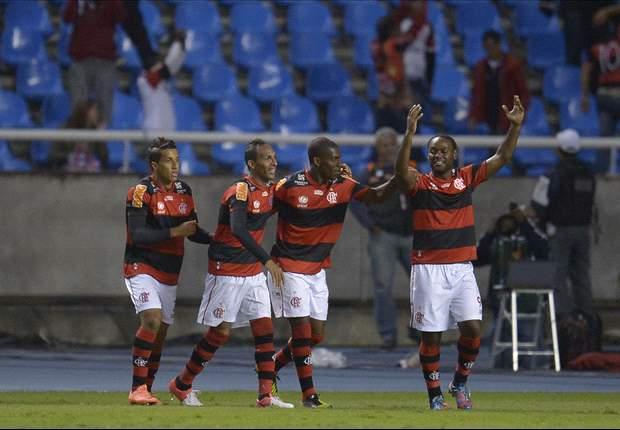 """Flamengo 2 x 1 Atlético-MG: Rubro-Negro vence Galo em partida com cara de """"final"""""""