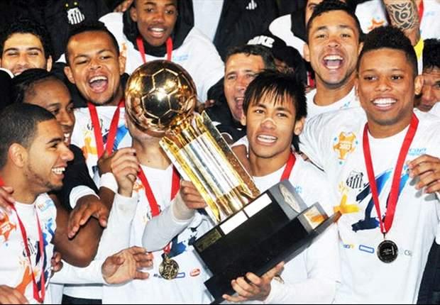 Santos 2-0 Universidad de Chile: Neymar corona a los suyos como campeones de la Recopa sudamericana