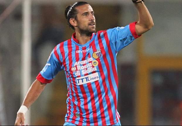 """Spolli crede nel progetto del Catania e conosce la ricetta per diventare grandi: """"Giocare in trasferta come al Massimino"""""""