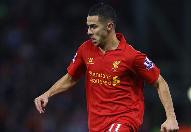 Liverpool winger Assaidi looking to continue development