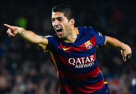 Messi: Suarez merited nomination