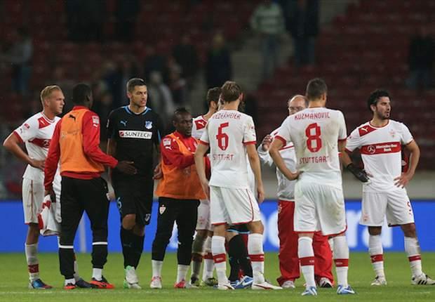 Was wir in dieser Woche gelernt haben: Stuttgart kann keine Hinrunde und Podolski kann Englisch