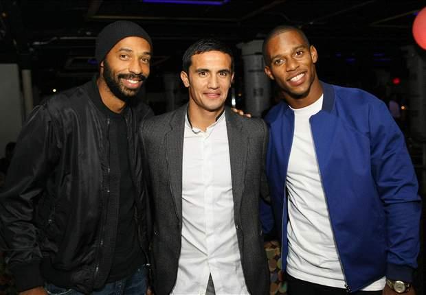 Thierry Henry pode estar na mira do Corinthians, diz site