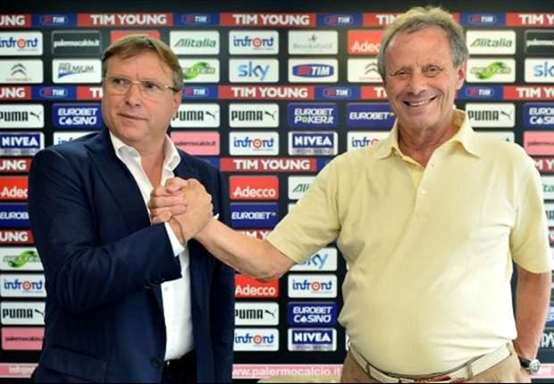 """Crisi Palermo, ecco il Zamparini pensiero: """"Ne usciremo fuori, a gennaio interverremo. Il derby? Per la prima volta partiamo da sfavoriti, speriamo sia un vantaggio"""""""