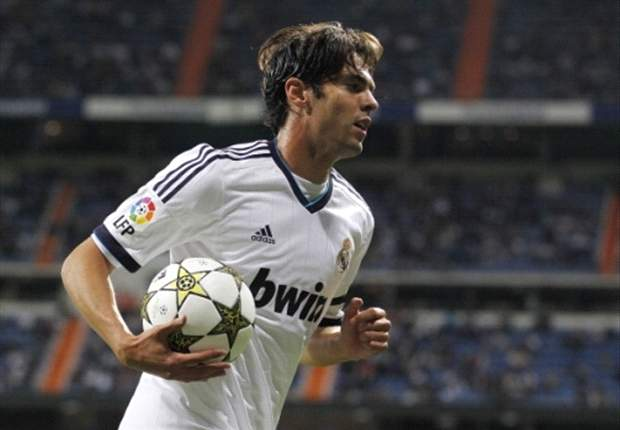 TEAM NEWS: Kaka earns rare Real Madrid start against Ajax
