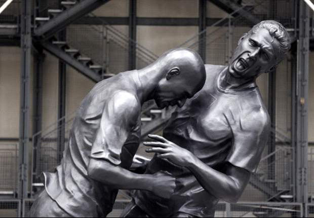Zidane statue causes controversy