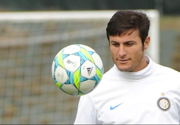 Javier Zanetti Optimistis Scudetto