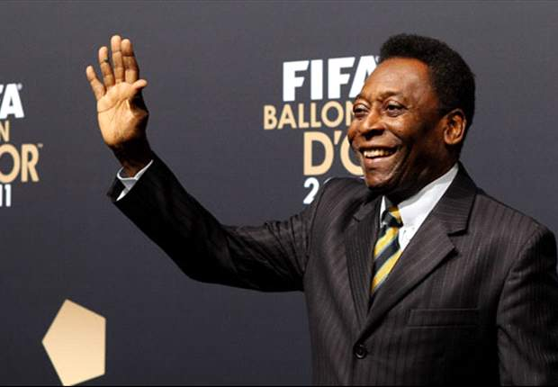 Pelé irá participar do evento