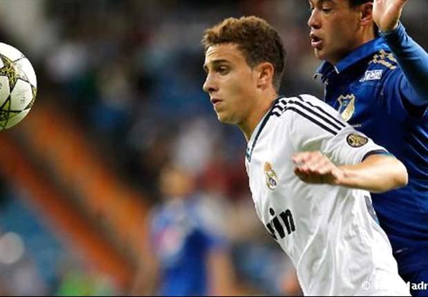 Así es Mario Hermoso, el juvenil que ya ha debutado con el Real Madrid