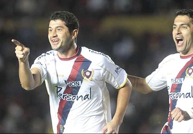 Cerro Porteño sorprendió a Colón