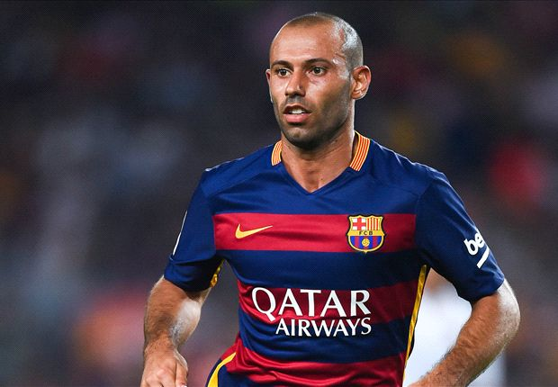 Mascherano: I have signed my last contract with Barcelona - Goal.com
