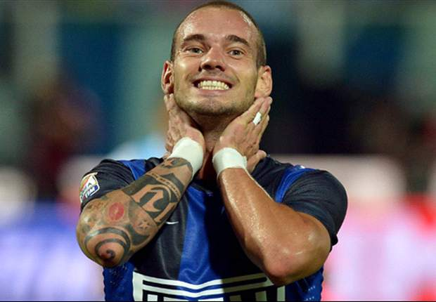 Manchester United target Sneijder not leaving Inter for Anzhi, insists agent