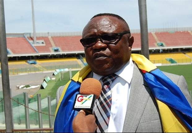 Black Stars not favourites at 2013 Afcon – Ghana FA VP Fred Crentsil