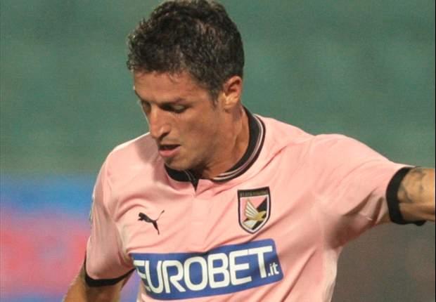 Atalanta Datangkan Striker Palermo