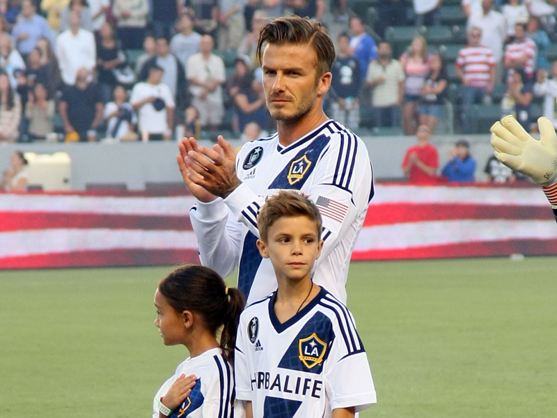 David Beckham's possible destinations after leaving the Galaxy