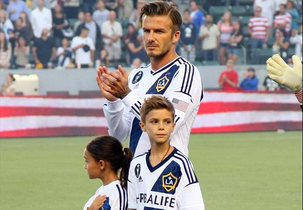 Beckham insists there have been no talks with Monaco