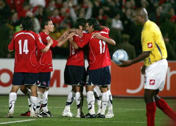 5 goleadas históricas a equipos colombianos