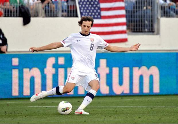 Mix Diskerud cap-tied with the United States