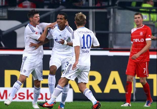 FC Schalke 04 gegen Fortuna Düsseldorf - Die besten Quoten