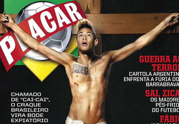 Bishops 'severely outraged' by Neymar representation of Jesus Christ