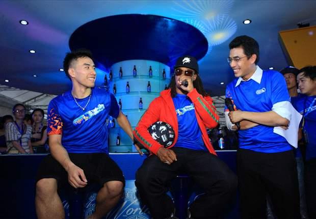 Edgar Davids: Street football will help Asian players to improve