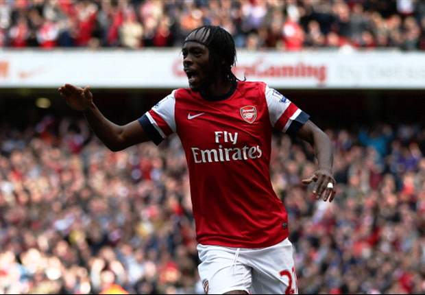TEAM NEWS: Gervinho starts as Wenger benches Cazorla, Podolski & Walcott ahead of Bayern test