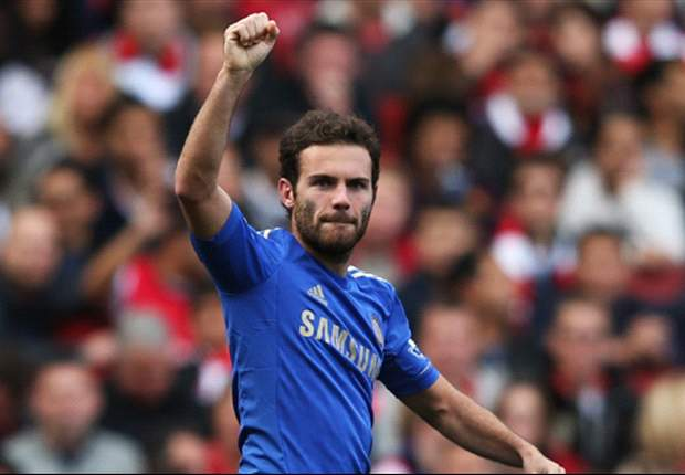 Chelsea star Mata determined to return to Spain squad