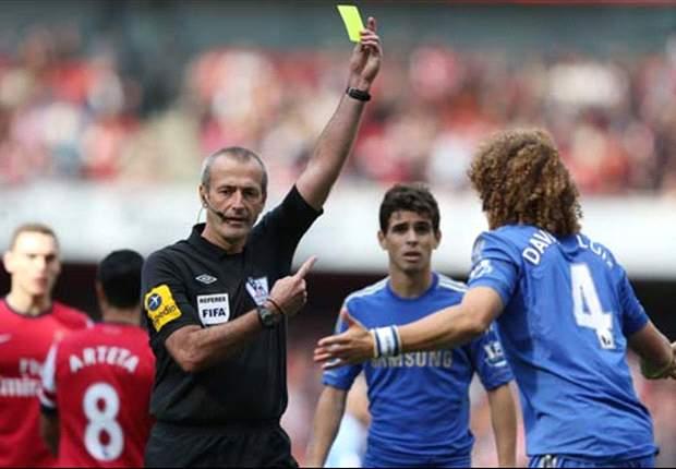 Roberto Di Matteo defiende a David Luiz tras las acusaciones de simulación