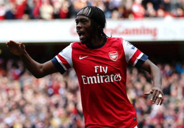 Gervinho still believing in Arsenal Champions League miracle