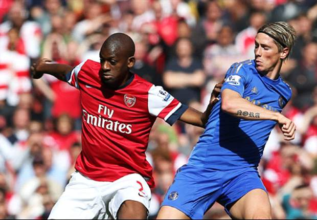 Selecting Diaby against Chelsea was a gamble, admits Wenger