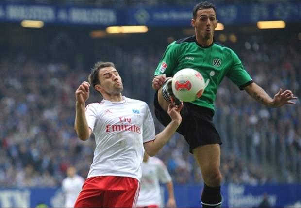 1:0! Hamburg feiert glücklichen Sieg gegen Hannover