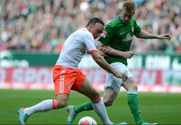 Werder Bremen 0-2 Bayern Munich: Gustavo and Mandzukic strike late to preserve visitors' perfect start to new season