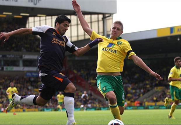 Liverpool - Norwich Preview: Suarez seeks third Canaries hat-trick as Reds aim to bounce back from Old Trafford loss