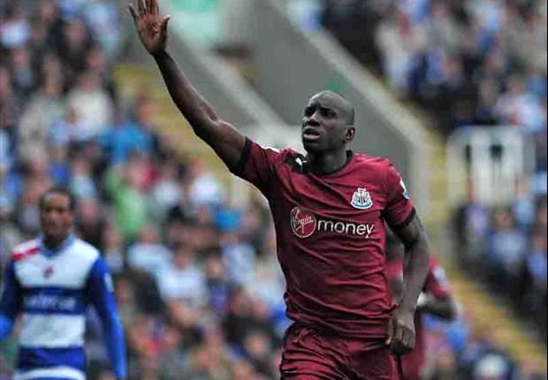 Demba Ba desafió con goles la noción de que el ayuno estaba afectando su rendimiento