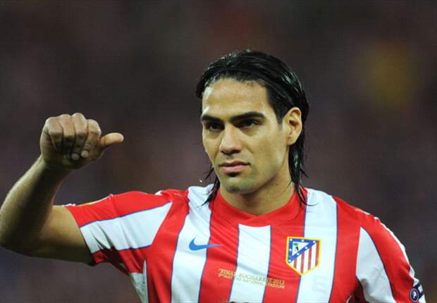 Falcao: I considered leaving Atletico