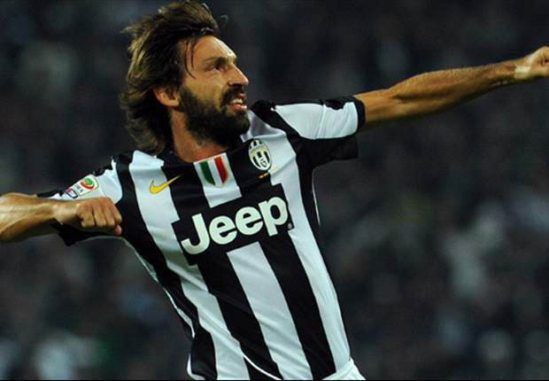 Del Bosque tips Andrea Pirlo for Ballon d'Or