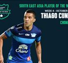 Goal SEA POTW: Thiago Cunha
