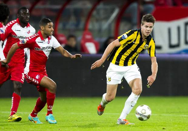 REVIEW Eredivisie Belanda: Feyenoord Bantai NEC, Vitesse Tekuk Utrecht