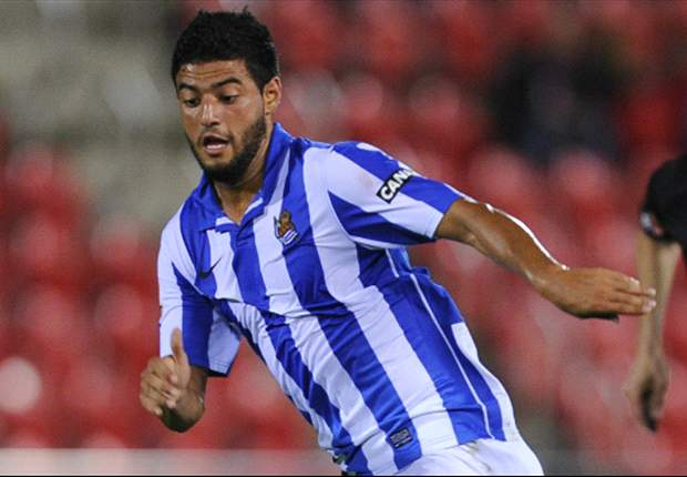 In-form Vela finds net again for Real Sociedad