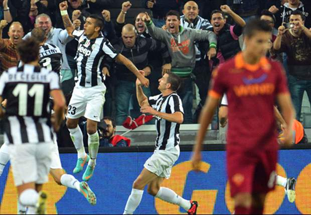 Tampil Dominan, Juventus Bekuk AS Roma