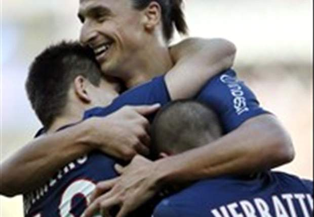 Ligue 1 Round 7 Results: Leaders Marseille thrashed by Valenciennes, as Paris Saint-Germain make it four wins in a row