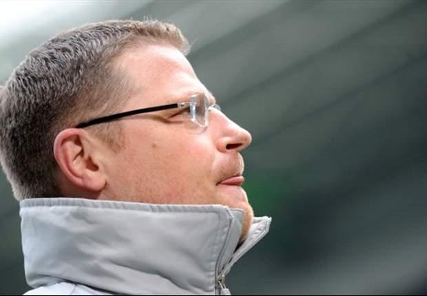 """Gladbachs Sportdirektor Max Eberl: """"Wir müssen raus aus der Scheiße!"""""""