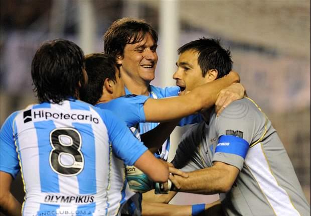Racing 4-0 San Lorenzo: Cuatro para soñar