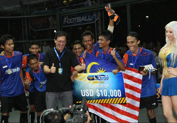 Malaysian team clinches silver medal at Tiger Street Football finals in Ho Chi Minh City