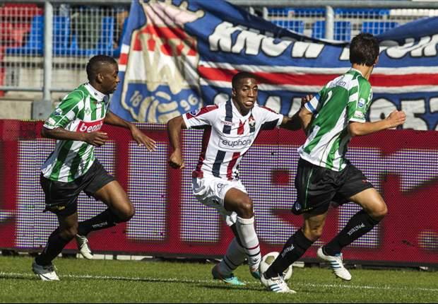 Willem II'er Snijders twee weken out