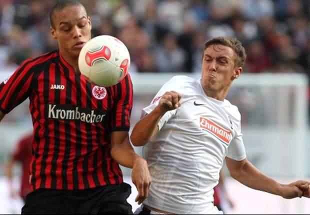 Anderson, do Eintracht Frankfurt, é operado e só volta em 2013