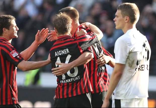 Frankfurt siegt gegen Freiburg nach Rückstand: Meier erzielt Doppelpack