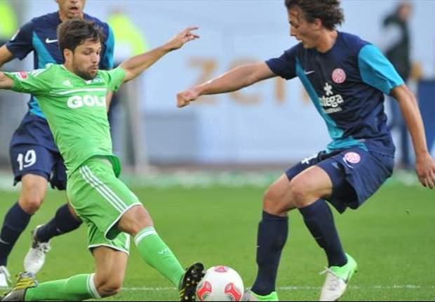 Dost kan verlies Wolfsburg niet voorkomen